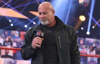 Goldberg wants a WWE return against a top SmackDown Superstar