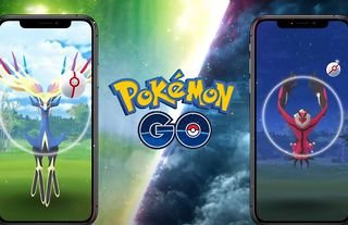 Xerneas and Yveltal will feature in the Pokemon Go Luminous Series X and Y