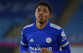 Wesley Fofana played in Leicester's 2-1 vs Crystal Palace