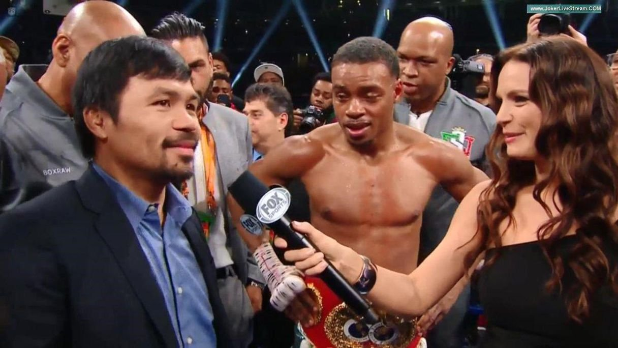 Manny Pacquiao next fight: Errol Spence Jr superfight on the cards |  GiveMeSport