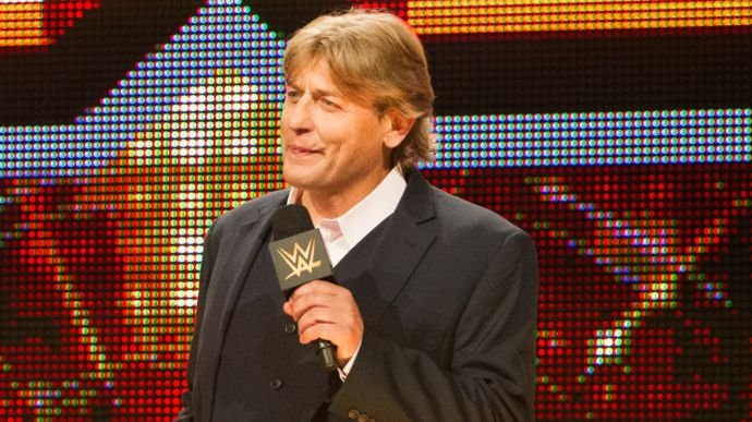 Regal called Gradwell to offer him a WWE contract