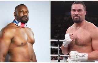 Dereck Chisora will fight Joseph Parker on 1st May