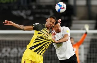 Curtis Davies makes admission about his Derby County future ahead of summer window