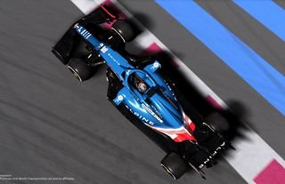 The Alpine Team will be included in F1 2021 Game