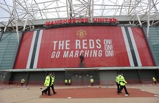 Manchester United's game with Liverpool has been postponed