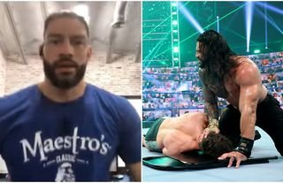 Reigns sent a strong message to Bryan and WWE fans after banishing him from SmackDown