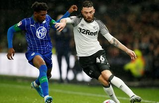 Scott Malone closing in on permanent Derby County exit ahead of summer window