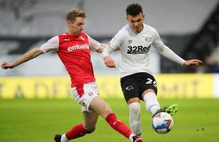 Derby County ace Lee Buchanan linked with Arsenal switch ahead of summer window