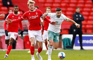 Joe Worrall linked with summer exit as West Ham eye move for Nottingham Forest man