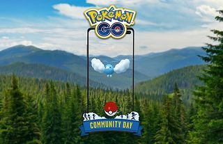 Swablu has been confirmed as the featured Pokemon for May Community Day