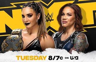 Championship action continues on NXT next week