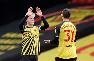 Will Hughes delivers clear update on his Watford future ahead of summer window
