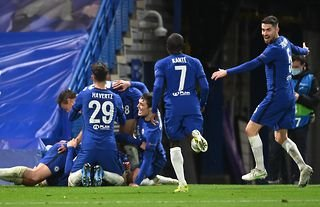 Chelsea will play Manchester City in the CL final!