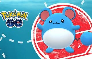 Marill will be the featured Pokemon during May's limited and event-exclusive research