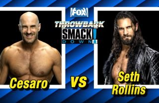 Cesaro and Rollins will battle in WrestleMania rematch on special WWE SmackDown episode