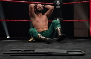WWE NXT UK full results featuring shock loser leaves WWE match