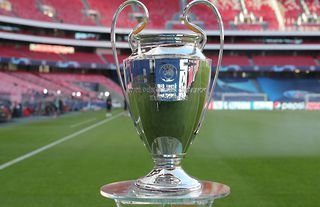 Champions League final could be held in England