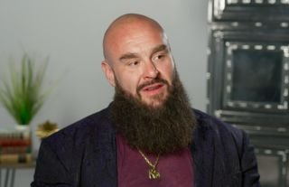 WWE Superstar Strowman discusses overcoming bullying