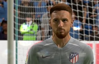 Jan Oblak is one of many who has made La Liga's Team of the Season for FIFA 21
