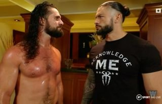 Rollins and Reigns teased a huge match on WWE SmackDown this week