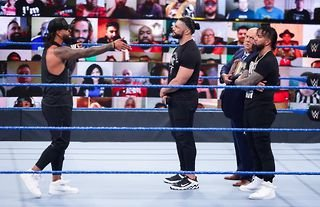 WWE reportedly have huge plans for Reigns and The Usos