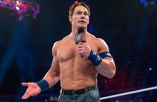 Cena has sparked rumours of a WWE return with two cryptic social media posts