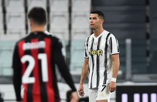 Cristiano Ronaldo has scored 34 goals in all competitions this season