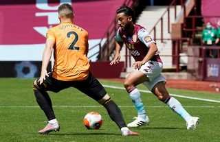 Queens Park Rangers eyeing up move for Aston Villa defender Neil Taylor