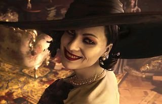 Lady Dimitrescu is one of the main antagonists from Resident Evil Village