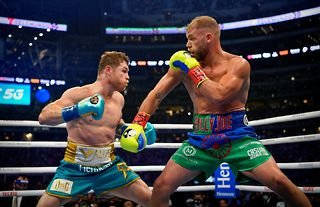 Billy Joe Saunders earned £5.5 million for his fight with Canelo