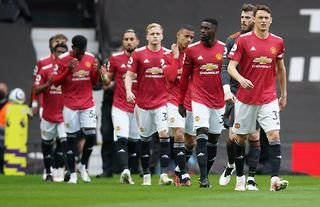 Man United fielded a weakened side against Leicester