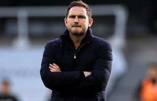 Frank Lampard is now the frontrunner to take over at Crystal Palace