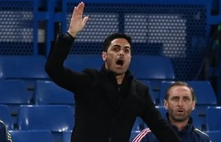 Mikel Arteta was raging after Chelsea 0-1 Arsenal