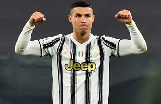 Cristiano Ronaldo has netted his 100th goal for Juventus