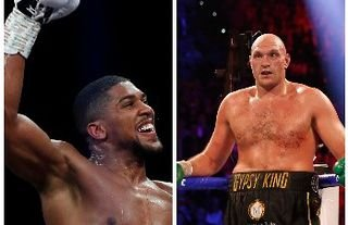 Anthony Joshua will fight Tyson Fury on August 14, 2021