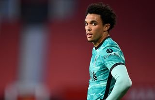 Trent Alexander-Arnold - what a performance!
