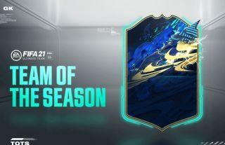FIFA 21 Team of the Season has arrived and teams are already starting to drop