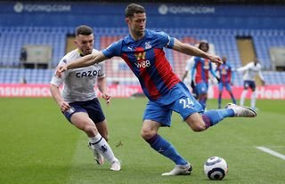 Derby County linked with summer move for Crystal Palace defender Gary Cahill