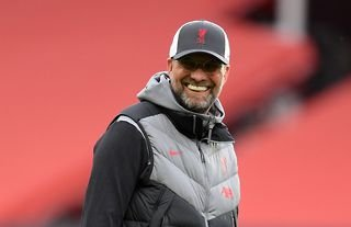 Jurgen Klopp post match after Manchester United against Liverpool who has spent smartly since being Liverpool manager