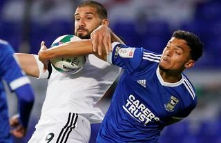 Queens Park Rangers set for transfer tussle over Ipswich Town ace Andre Dozzell