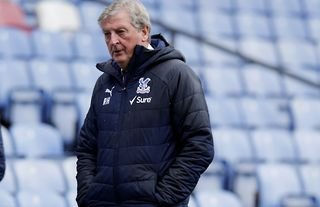 Roy Hodgson on the sidelines for Crystal Palace who have made some smart signings under the former England manager
