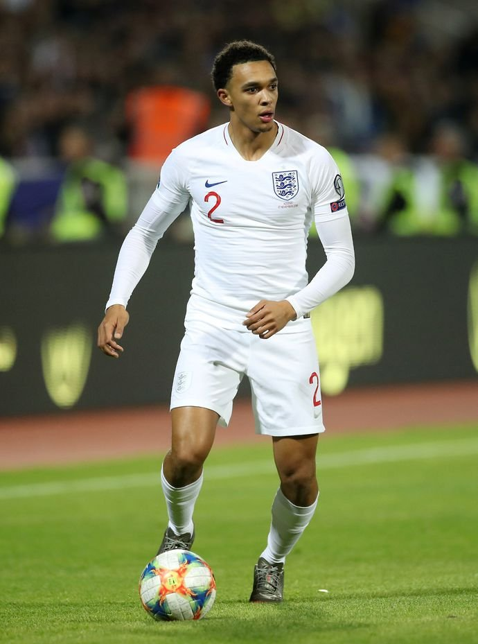 Alexander-Arnold with England