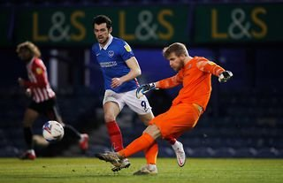 John Marquis linked with Portsmouth exit ahead of summer transfer window