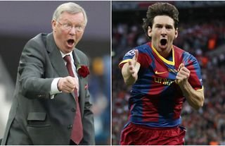 Ferguson says Man Utd would have won 2011 UCL final with Lionel Messi tactic