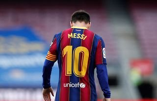 Lionel Messi has committed his future to Barcelona according to reports