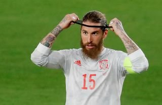Sergio Ramos will not play for Spain at Euro 2020