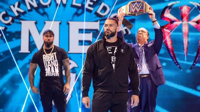 Reigns needs a new challenger on SmackDown