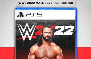 WWE 2K22 concept cover art looks incredible with McIntyre