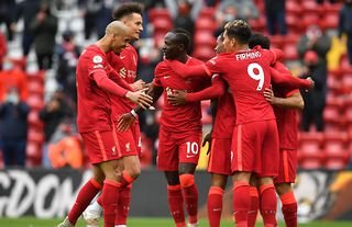 Liverpool's players have been ranked from worst to best based on 2020/21 season