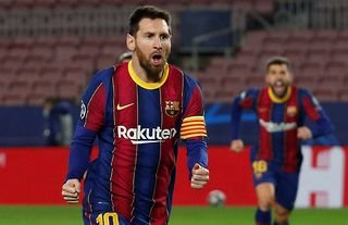 Lionel Messi has done it again!